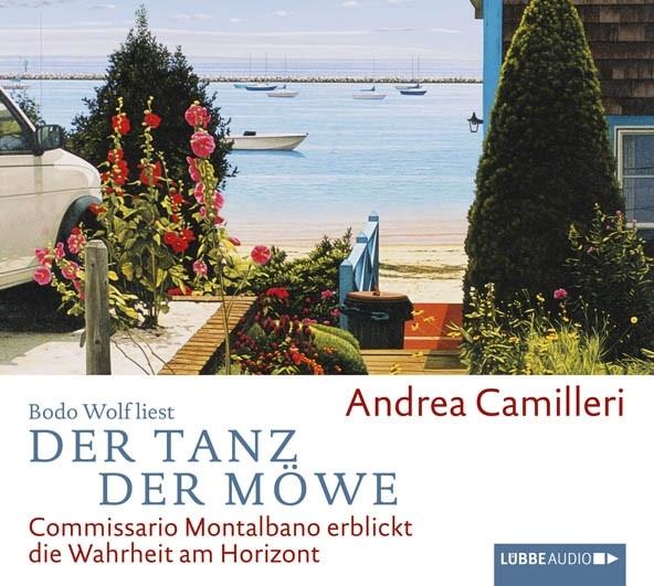 Andrea Camilleri - Der Tanz der Möwe