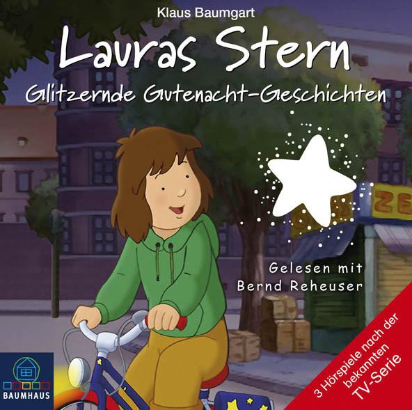 Lauras Stern - Glitzernde Gutenacht-Geschichten (Teil 9)