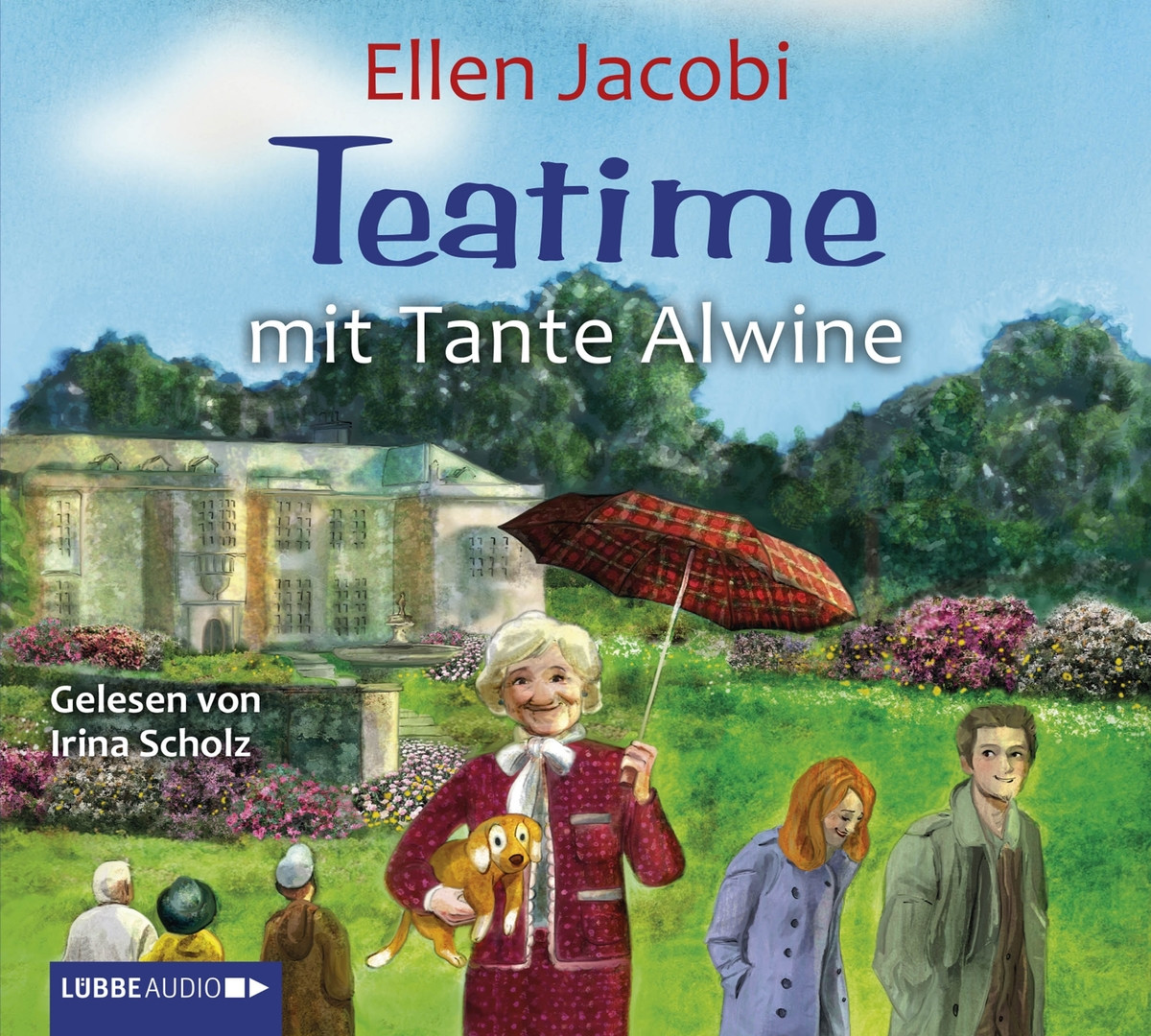 Ellen Jacobi - Teatime mit Tante Alwine