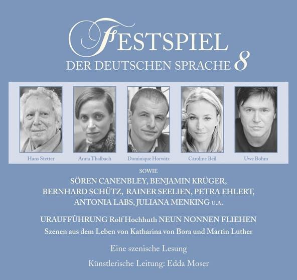 Festspiel der deutschen Sprache - 8 - Neun Nonnen fliehen