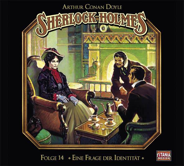 Sherlock Holmes (Titania) - 14 Eine Frage der Identität