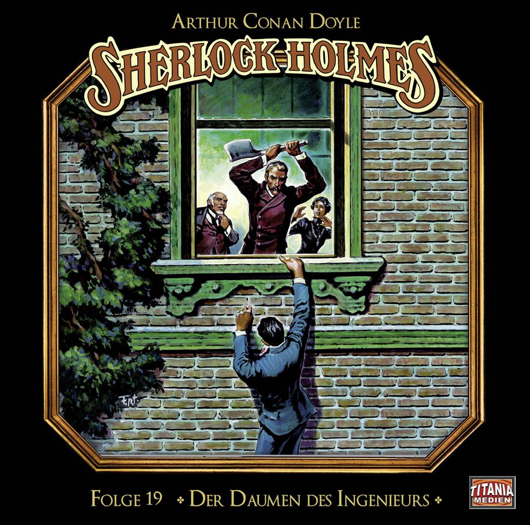 Sherlock Holmes (Titania) - 19 Der Daumen des Ingenieurs