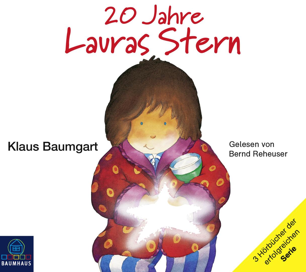 Jubiläumsbox 20 Jahre Lauras Stern