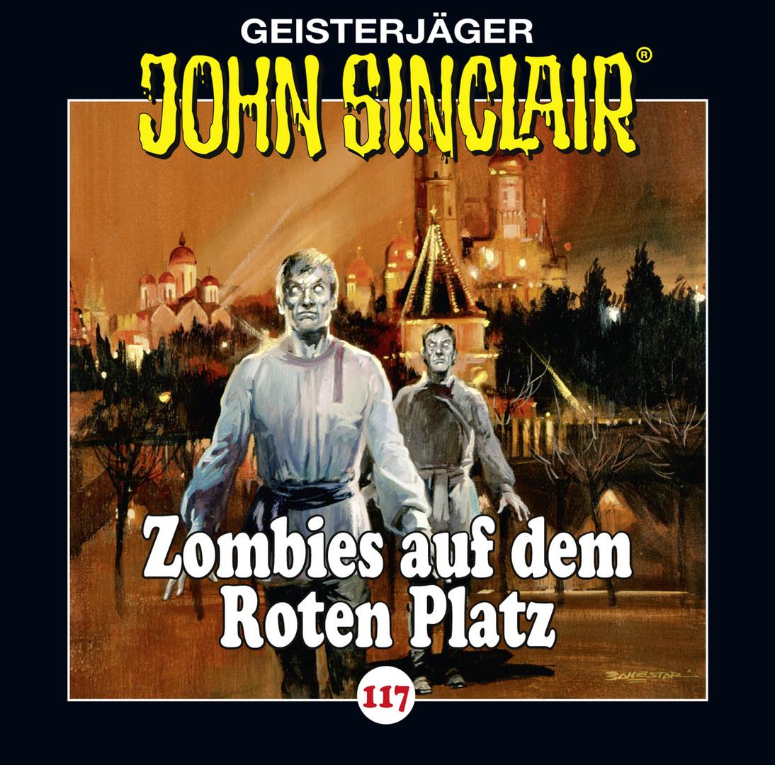 John Sinclair - Folge 117: Zombies auf dem Roten Platz