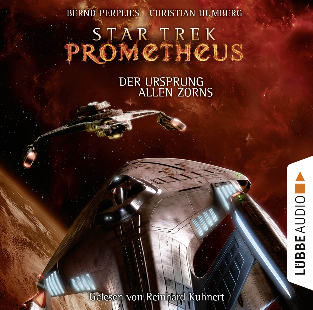 Star Trek Prometheus - Teil 2