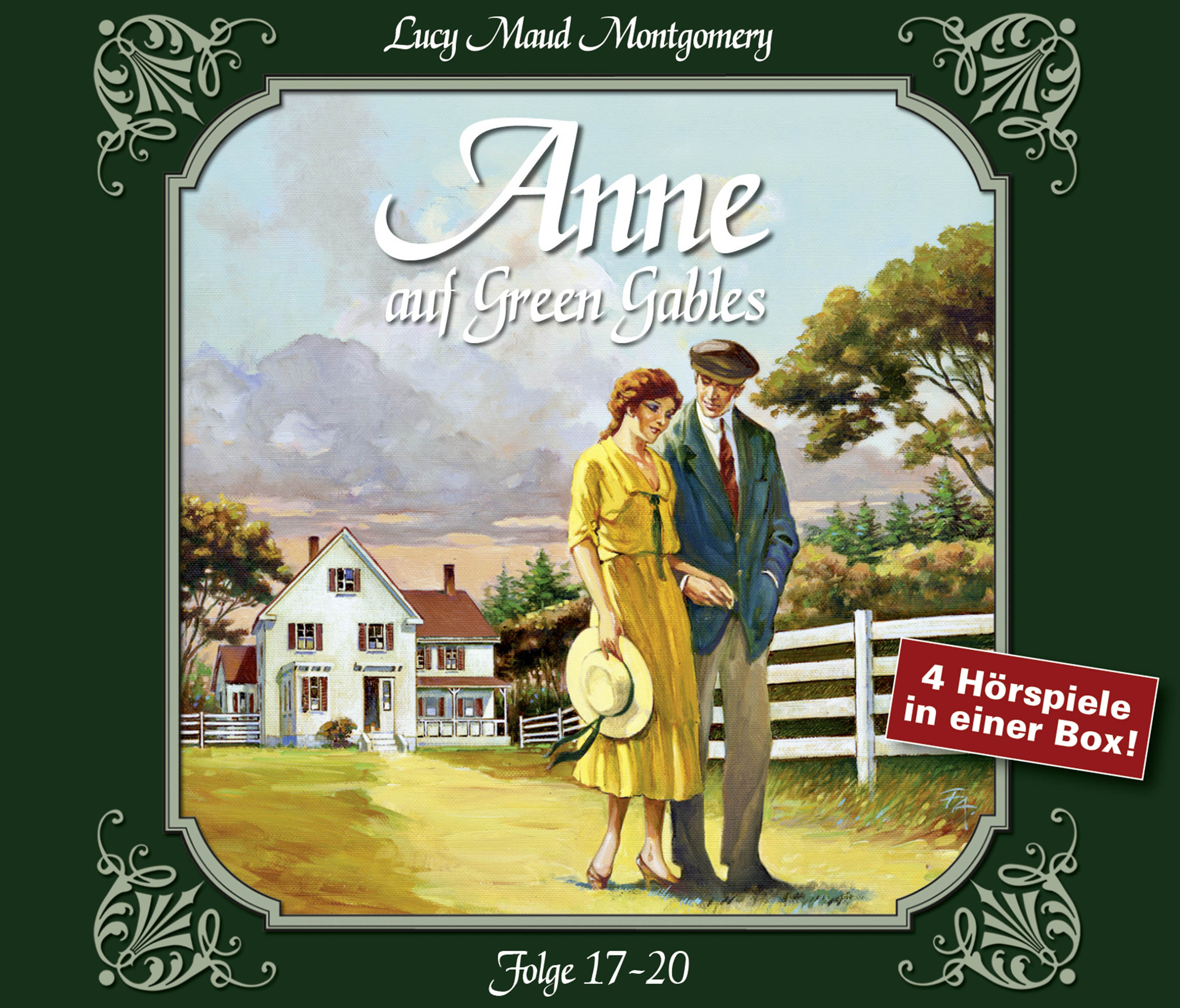 Anne auf Green Gables - Box 5