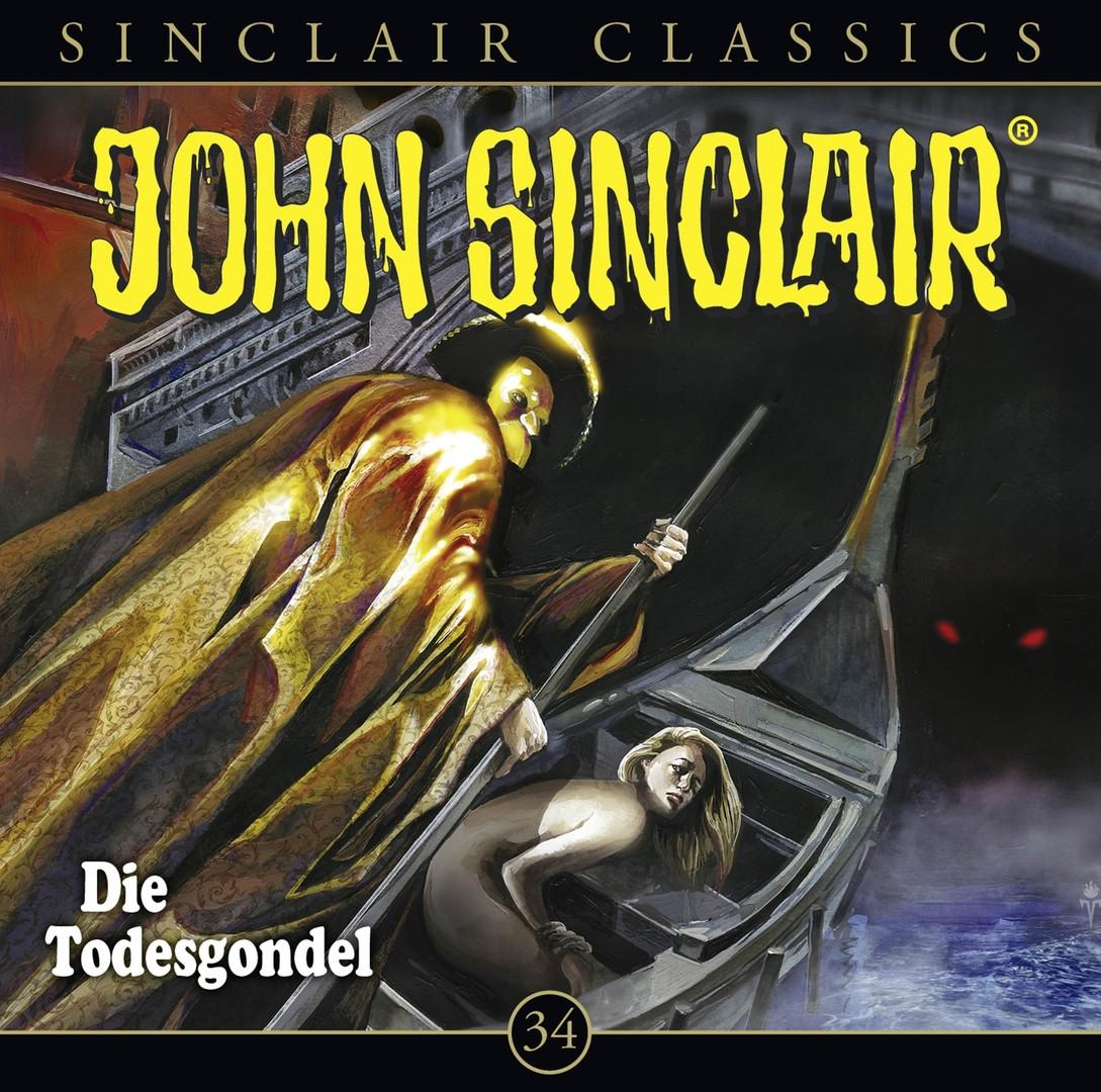 John Sinclair Classics - Folge 34: Die Todesgondel