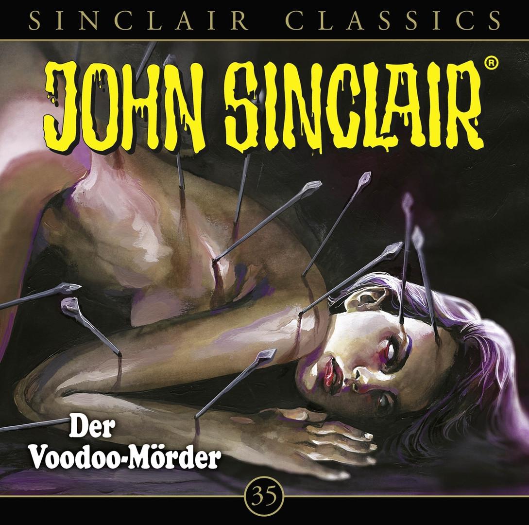 John Sinclair Classics - Folge 35: Der Voodoo-Mörder