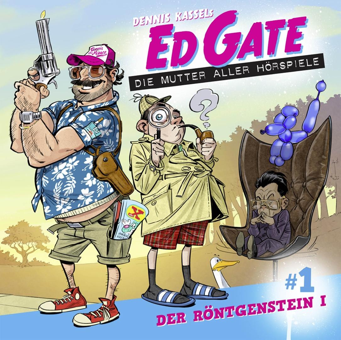 Ed Gate - Folge 01
