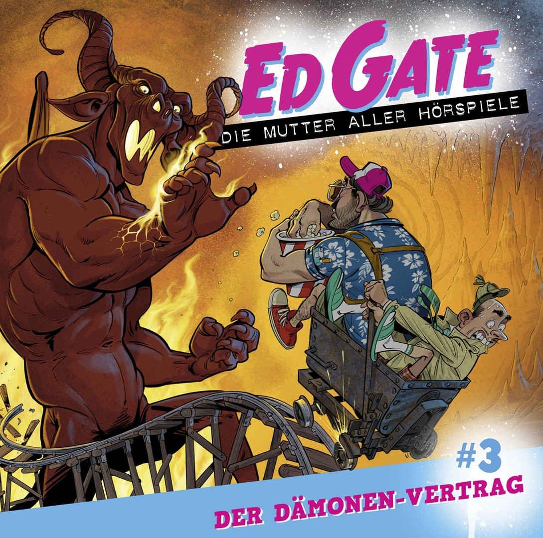 Ed Gate - Folge 03: Der Dämonen-Vertrag