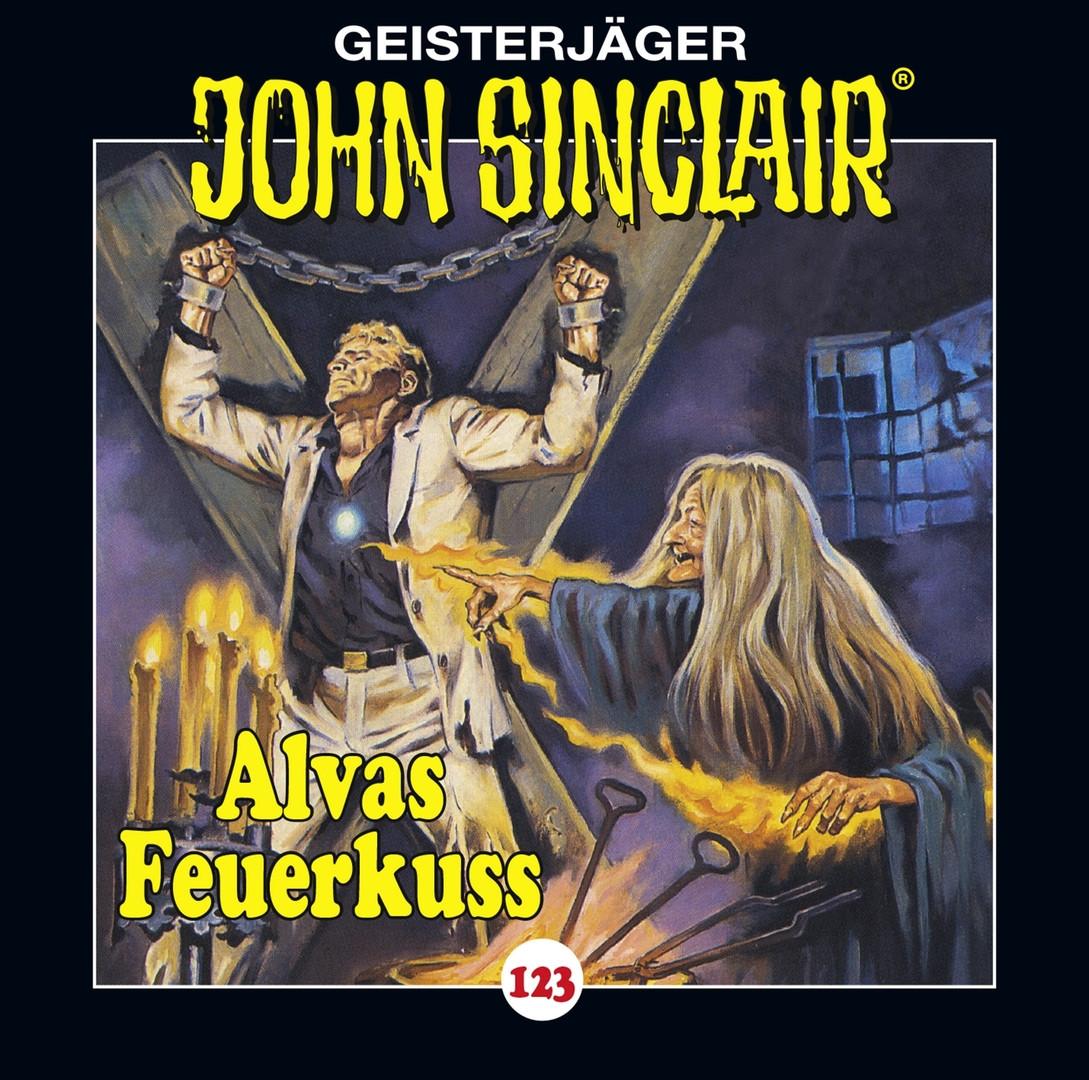 John Sinclair - Folge 123: Alvas Feuerkuss