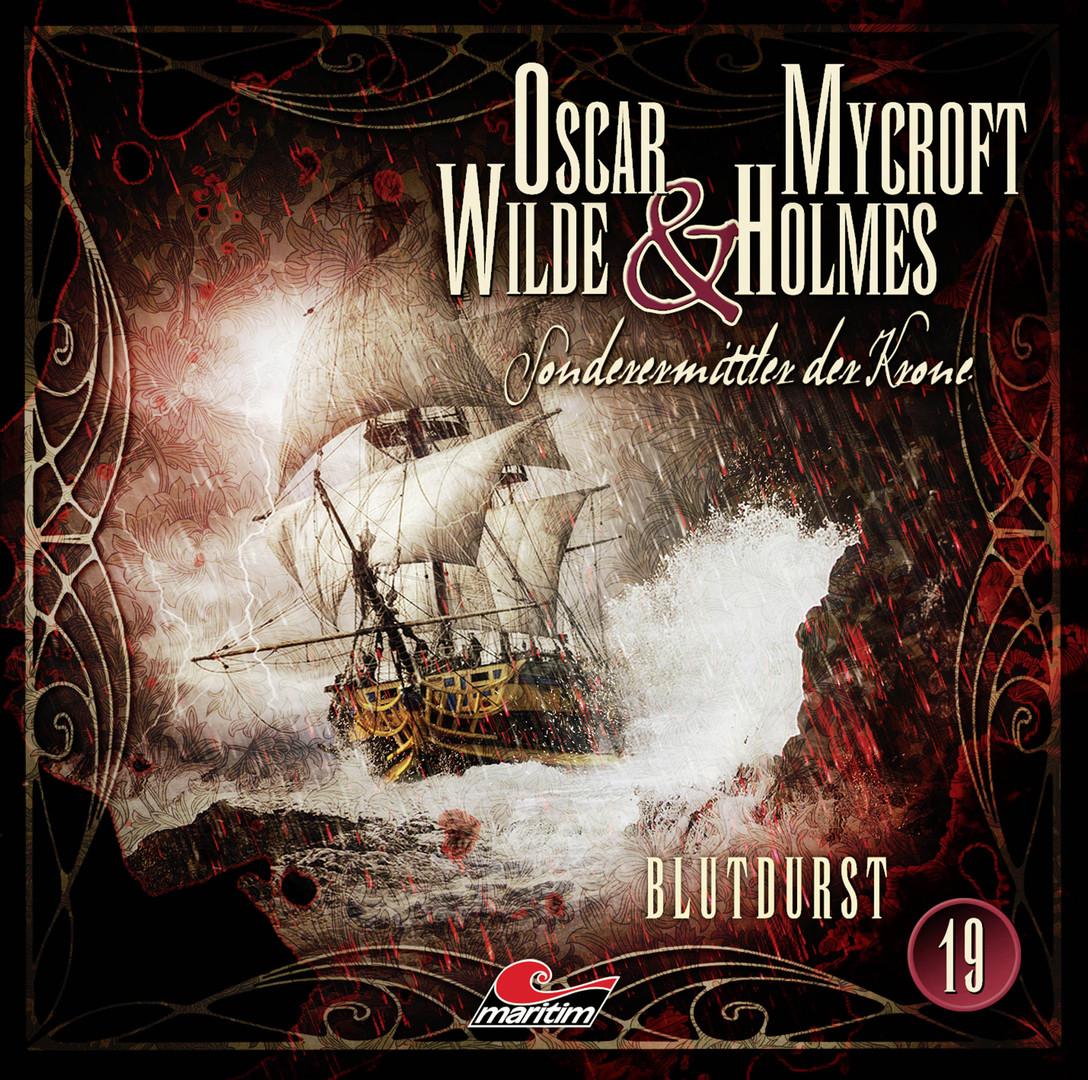 Oscar Wilde & Mycroft Holmes - Folge 19: Blutdurst