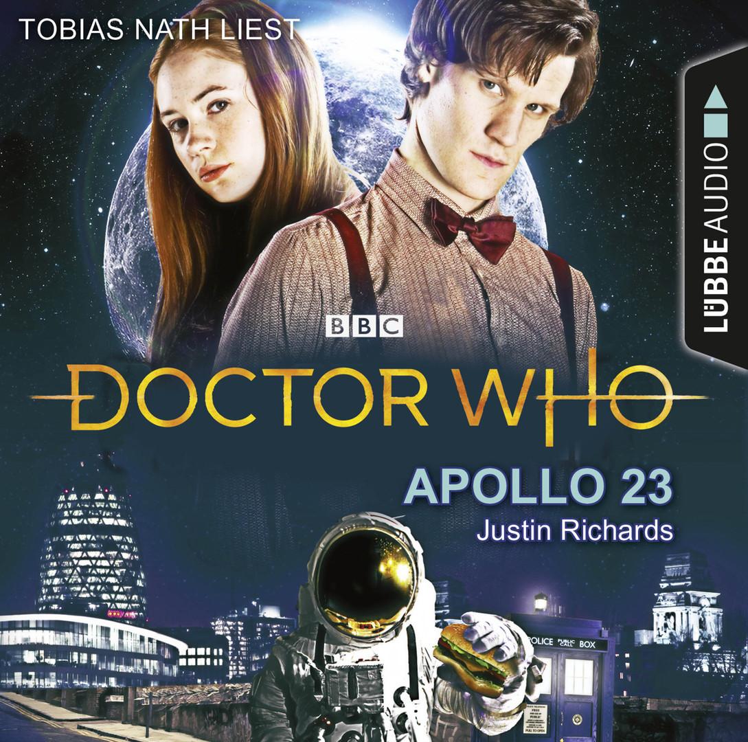 Justin Richards - Doctor Who - Apollo 23