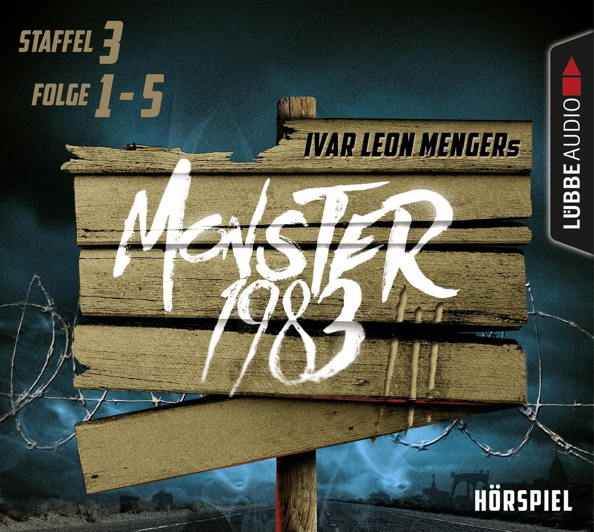 Monster 1983 - Staffel III, Folge 01-05