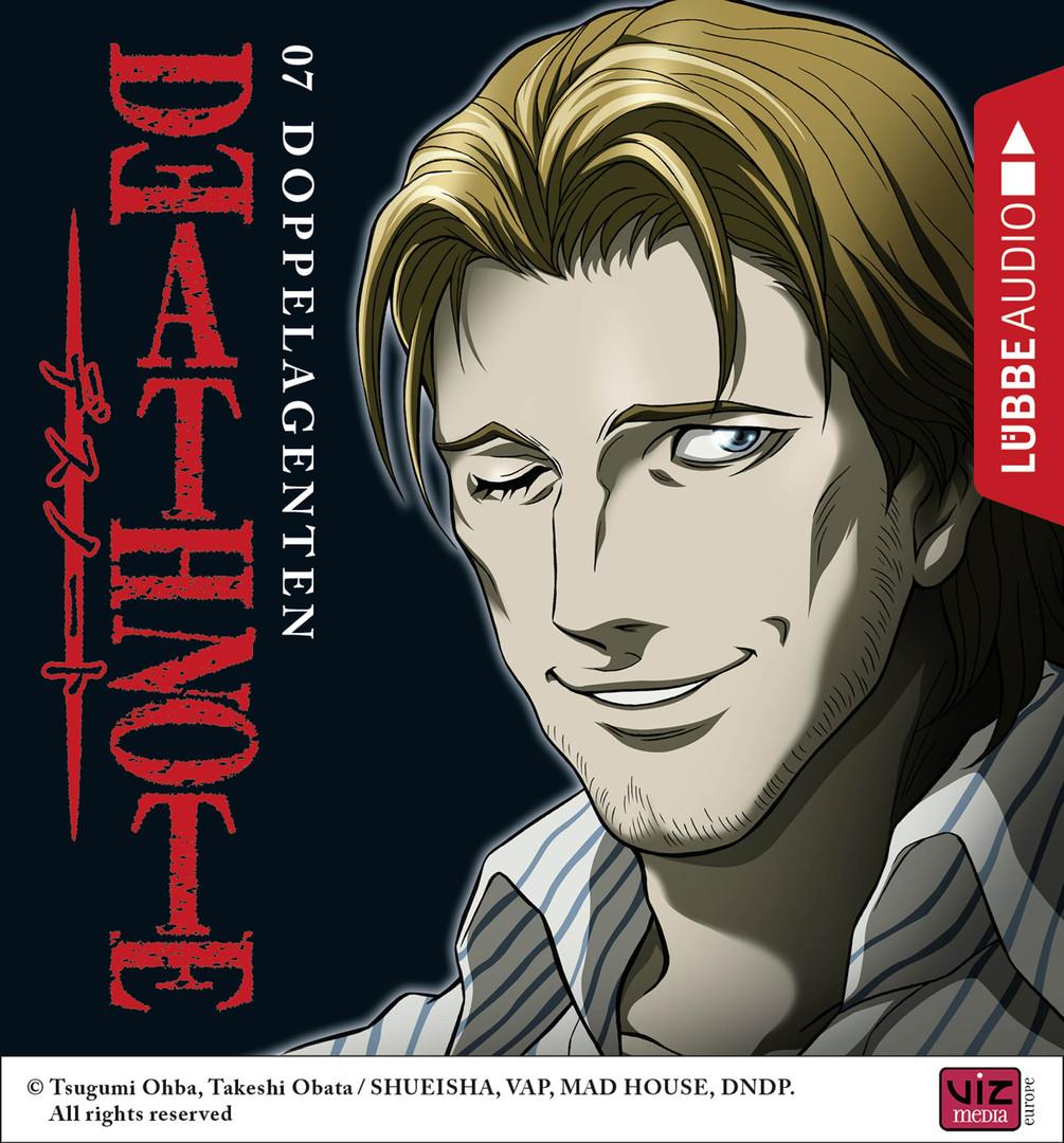 Death Note - Folge 07: Doppelagenten