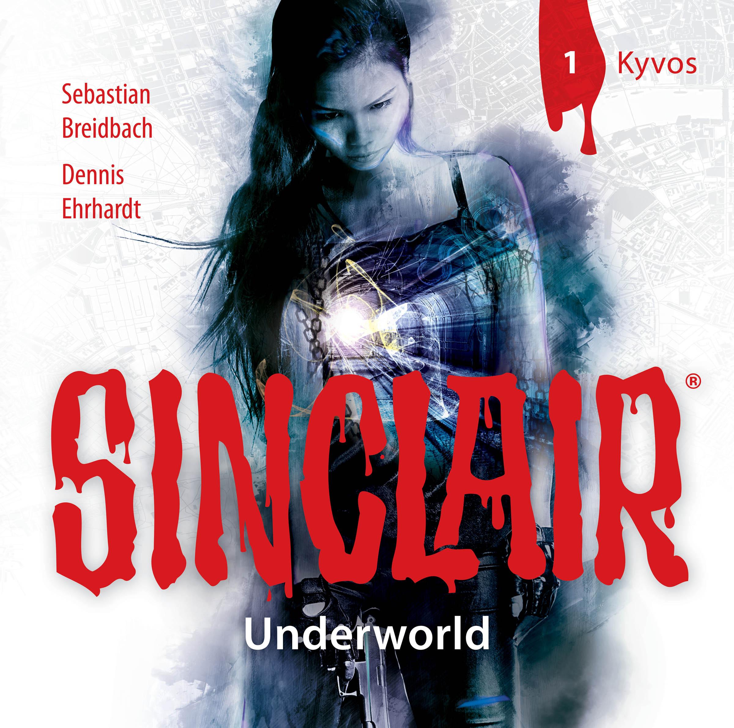 SINCLAIR - Underworld: Folge 01