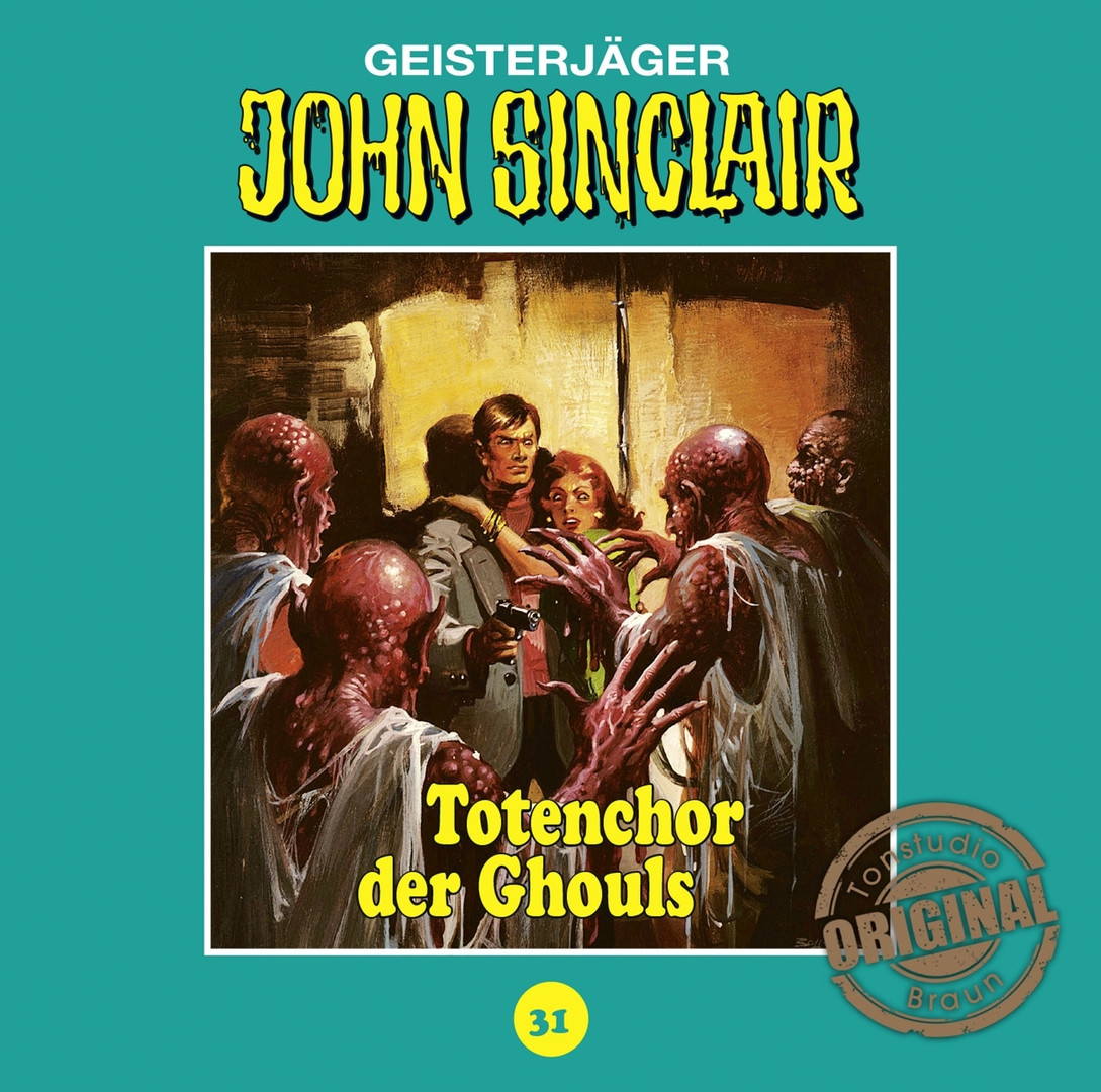 John Sinclair Tonstudio Braun - Folge 31