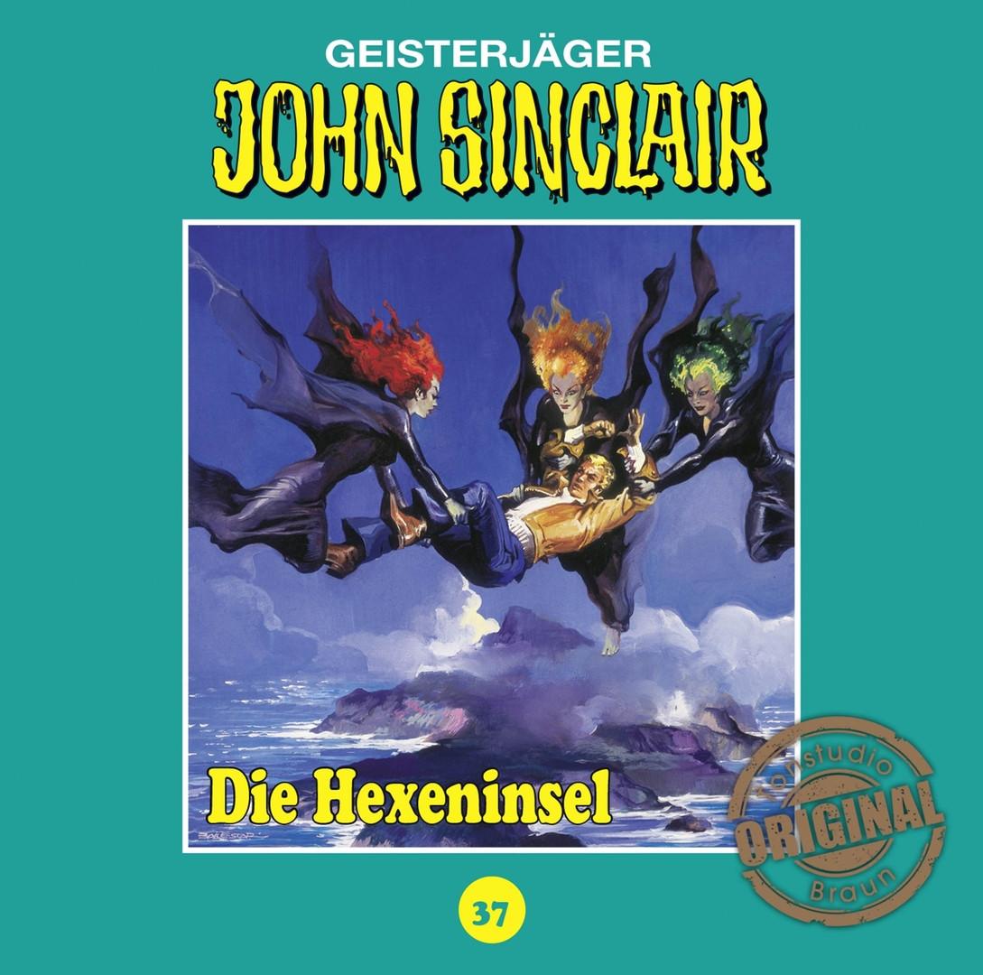 John Sinclair Tonstudio Braun - Folge 37: Die Hexeninsel (2/2)