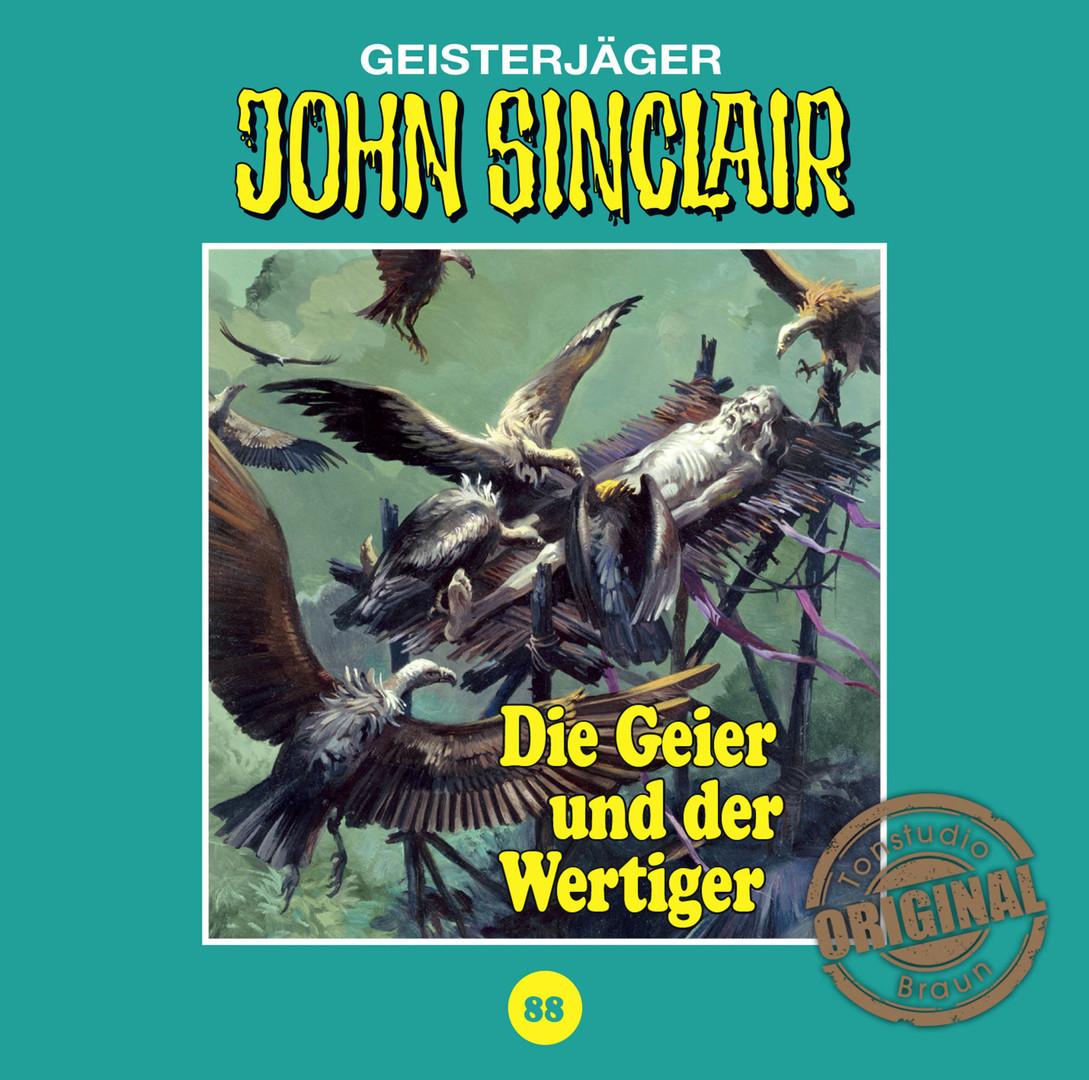 John Sinclair Tonstudio Braun - Folge 88