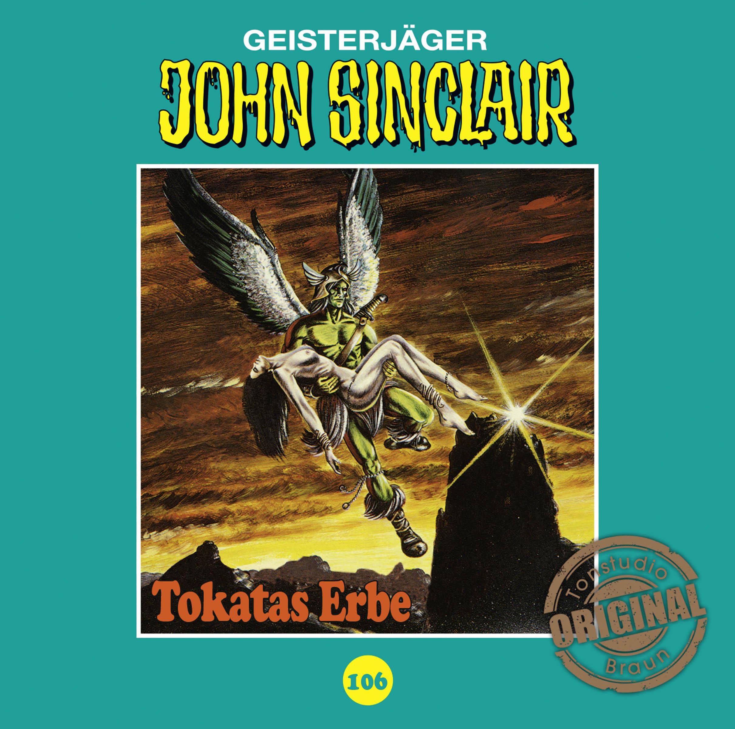 John Sinclair Tonstudio Braun - Folge 106: Tokatas Erbe