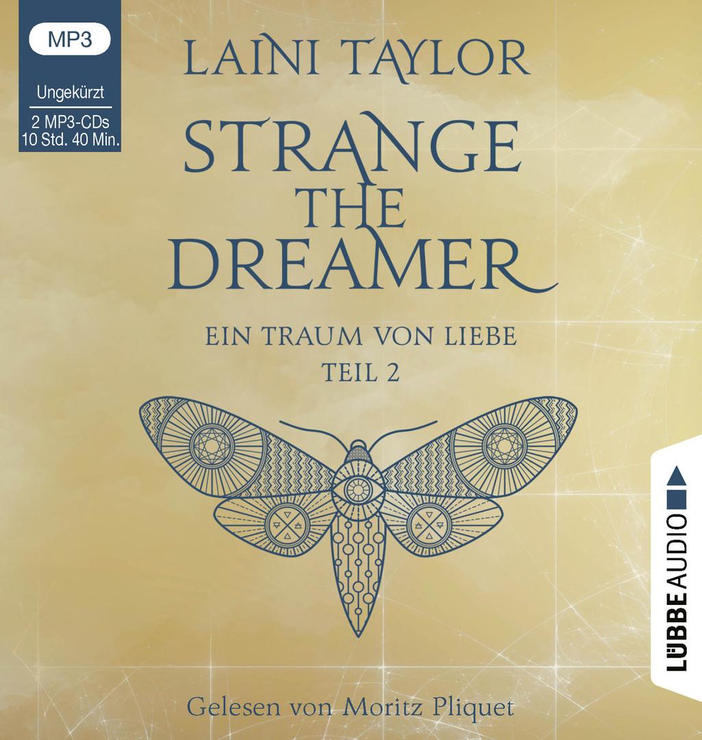 Laini Taylor - Strange the Dreamer - Ein Traum von Liebe