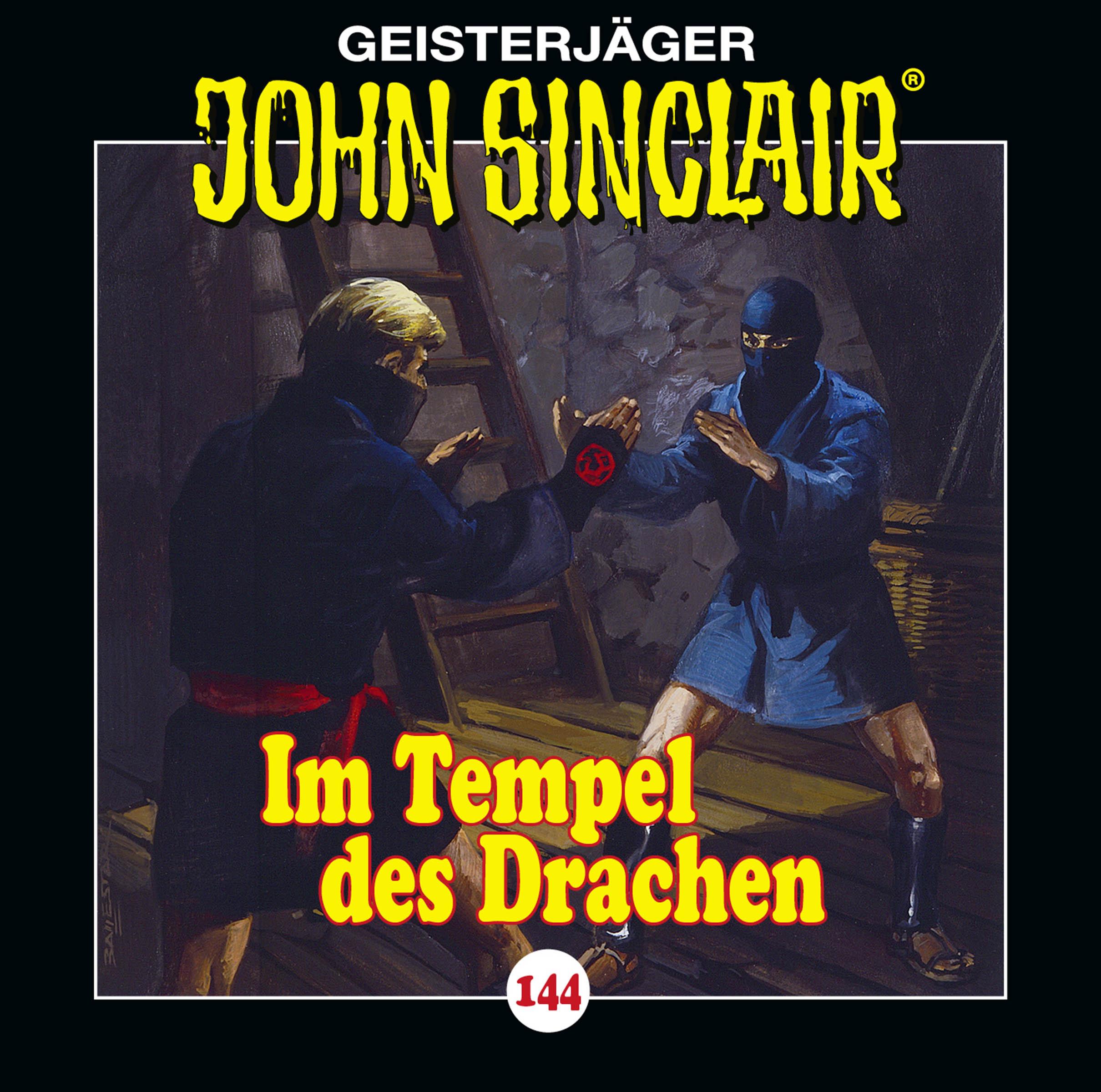 John Sinclair - Folge 144: Im Tempel des Drachen