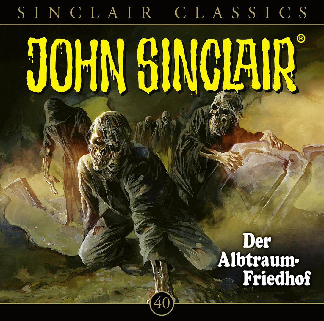 John Sinclair Classics - Folge 40