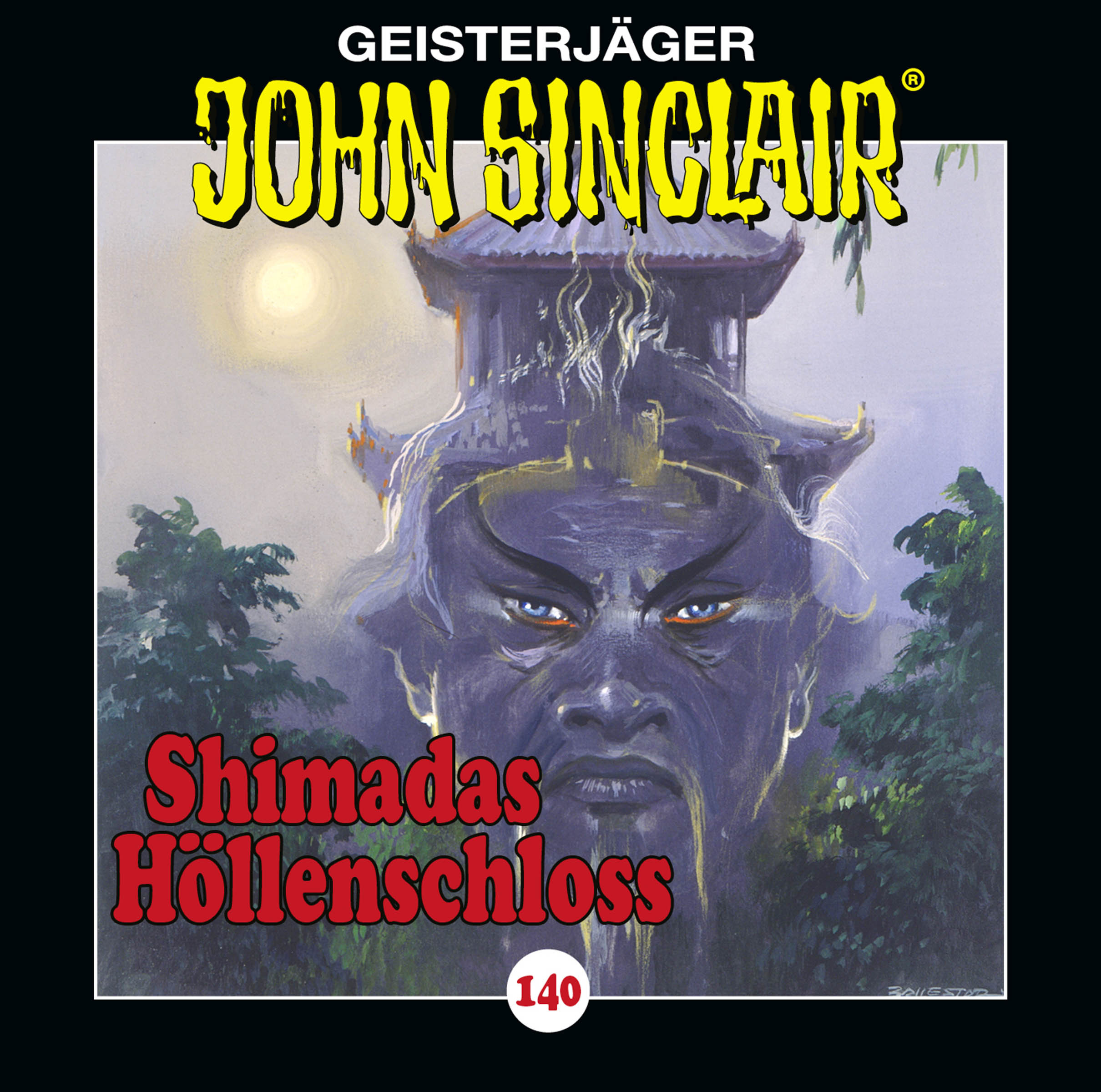John Sinclair - Folge 140: Shimadas Höllenschloss (Teil 1 von 2)