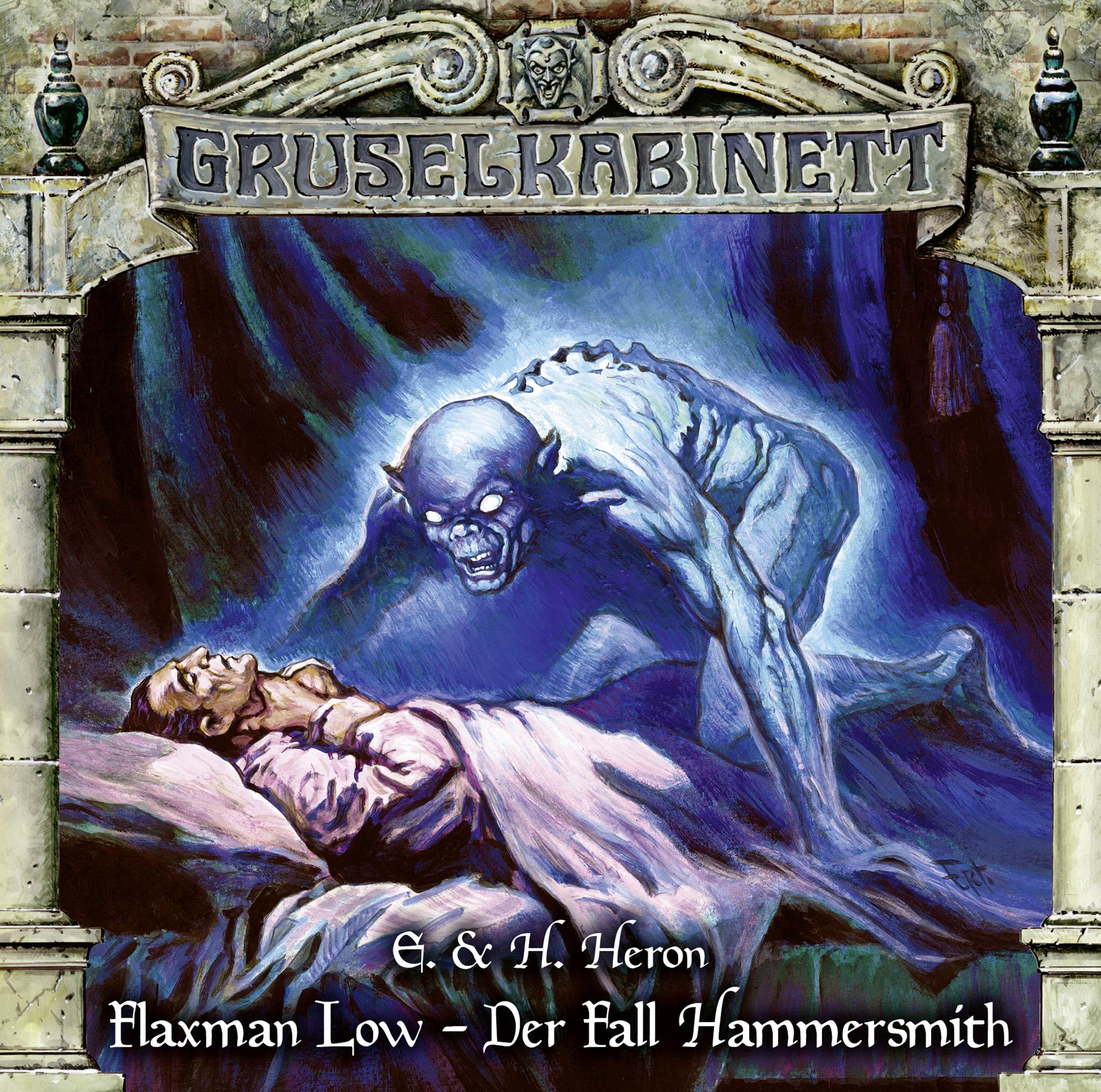 Gruselkabinett - Folge 167: Flaxman Low – Der Fall Hammersmith