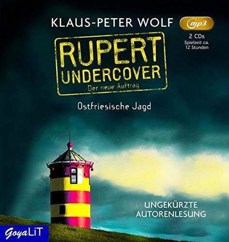 Klaus-Peter Wolf - Rupert undercover. Ostfriesische Jagd (ungekürzte Lesung)