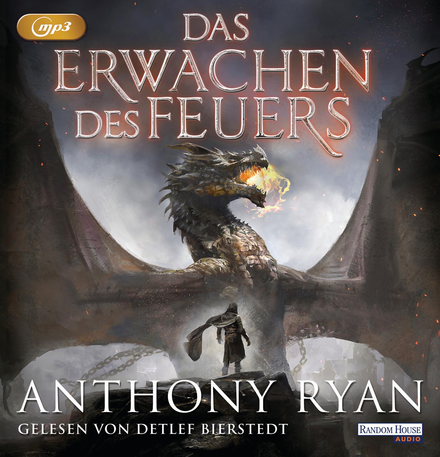 Anthony Ryan - Das Erwachen des Feuers (Draconis Memoria 1)