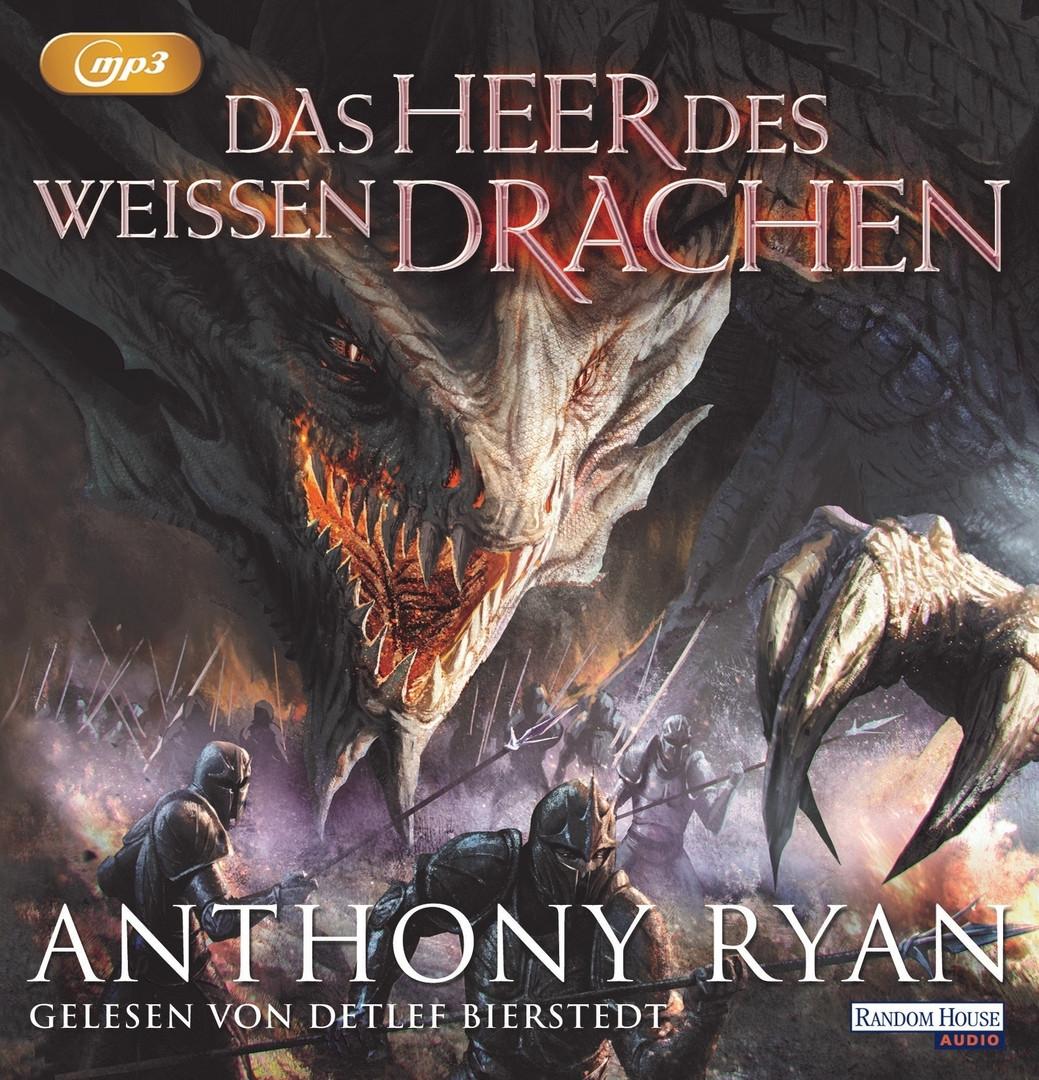 Anthony Ryan - Das Heer des Weißen Drachen: Draconis Memoria 2