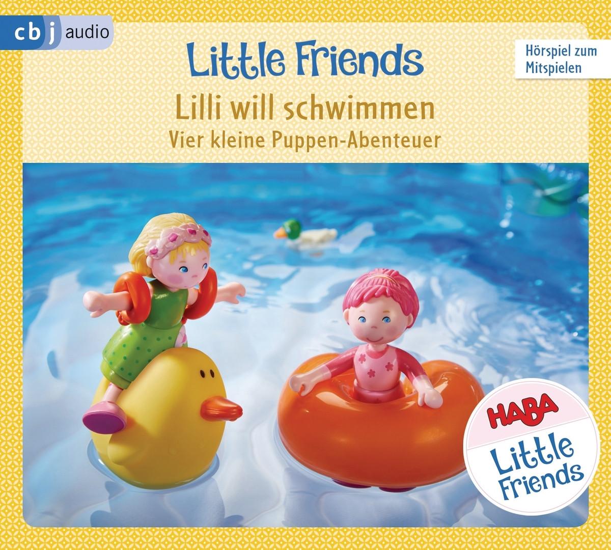 HABA Little Friends – Lilli will schwimmen (Hörspiel 3)