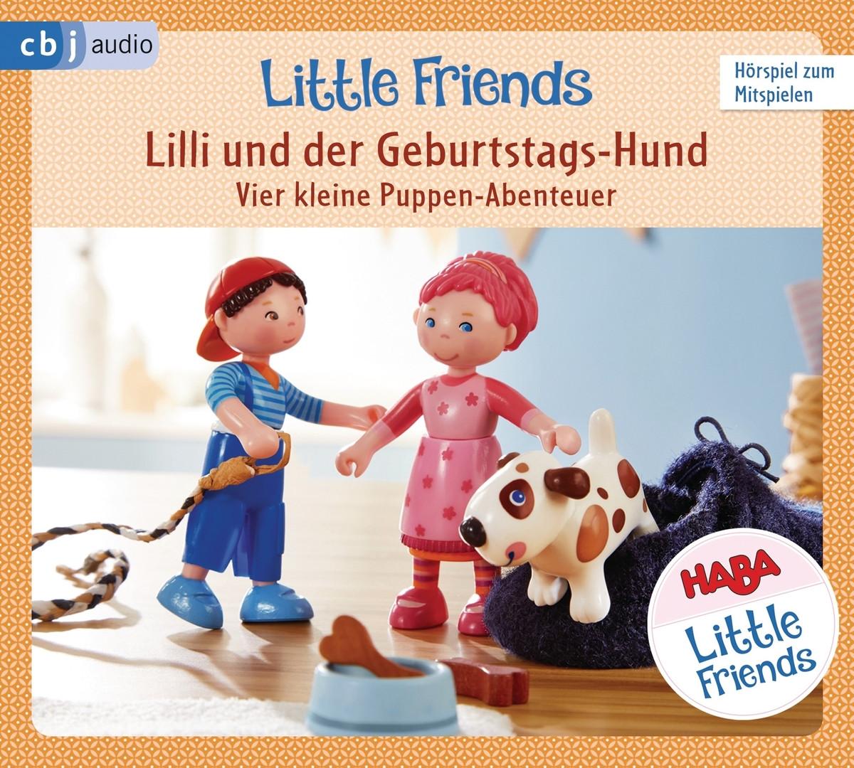 HABA Little Friends - Lilli und der Geburtstags-Hund (Hörspiel 4)