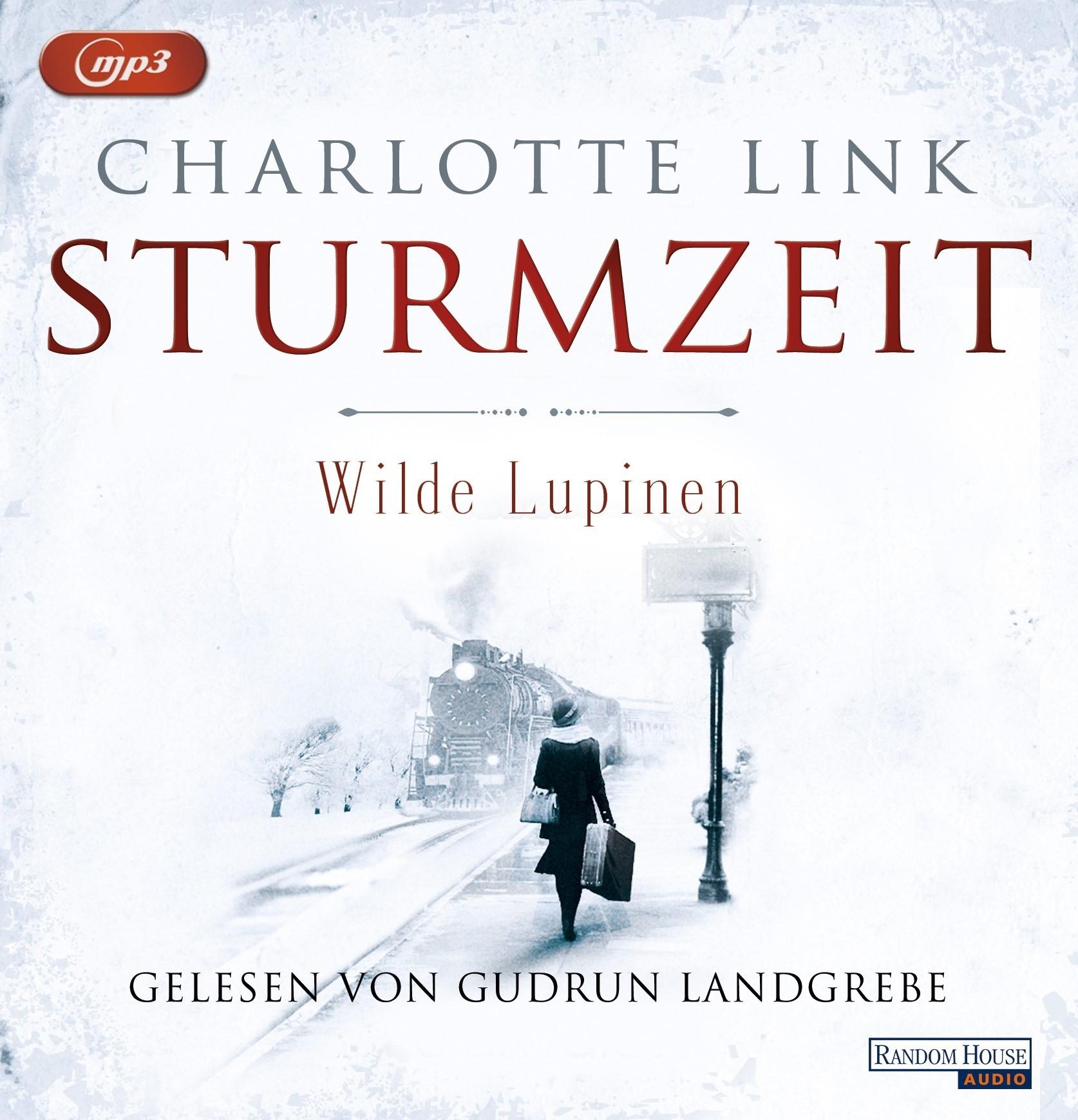 Charlotte Link - Sturmzeit - Wilde Lupinen: Die Sturmzeittrilogie (2)
