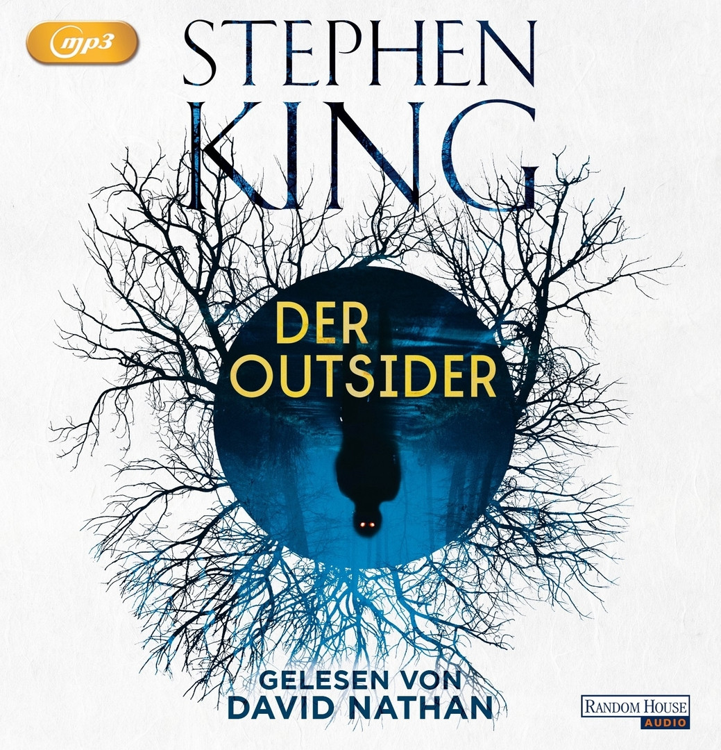 Stephen King - Der Outsider: Roman