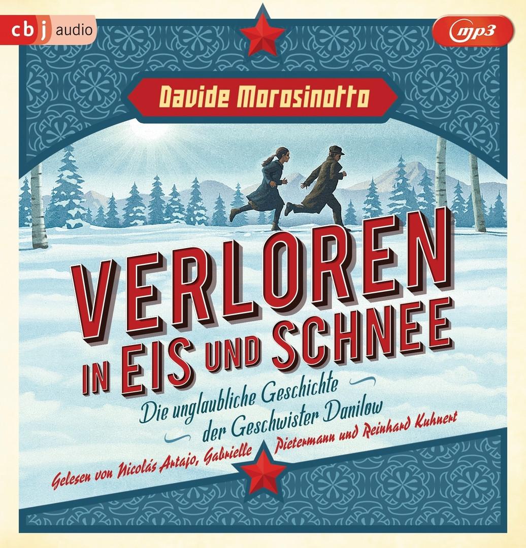 Davide Morosinotto - Verloren in Eis und Schnee