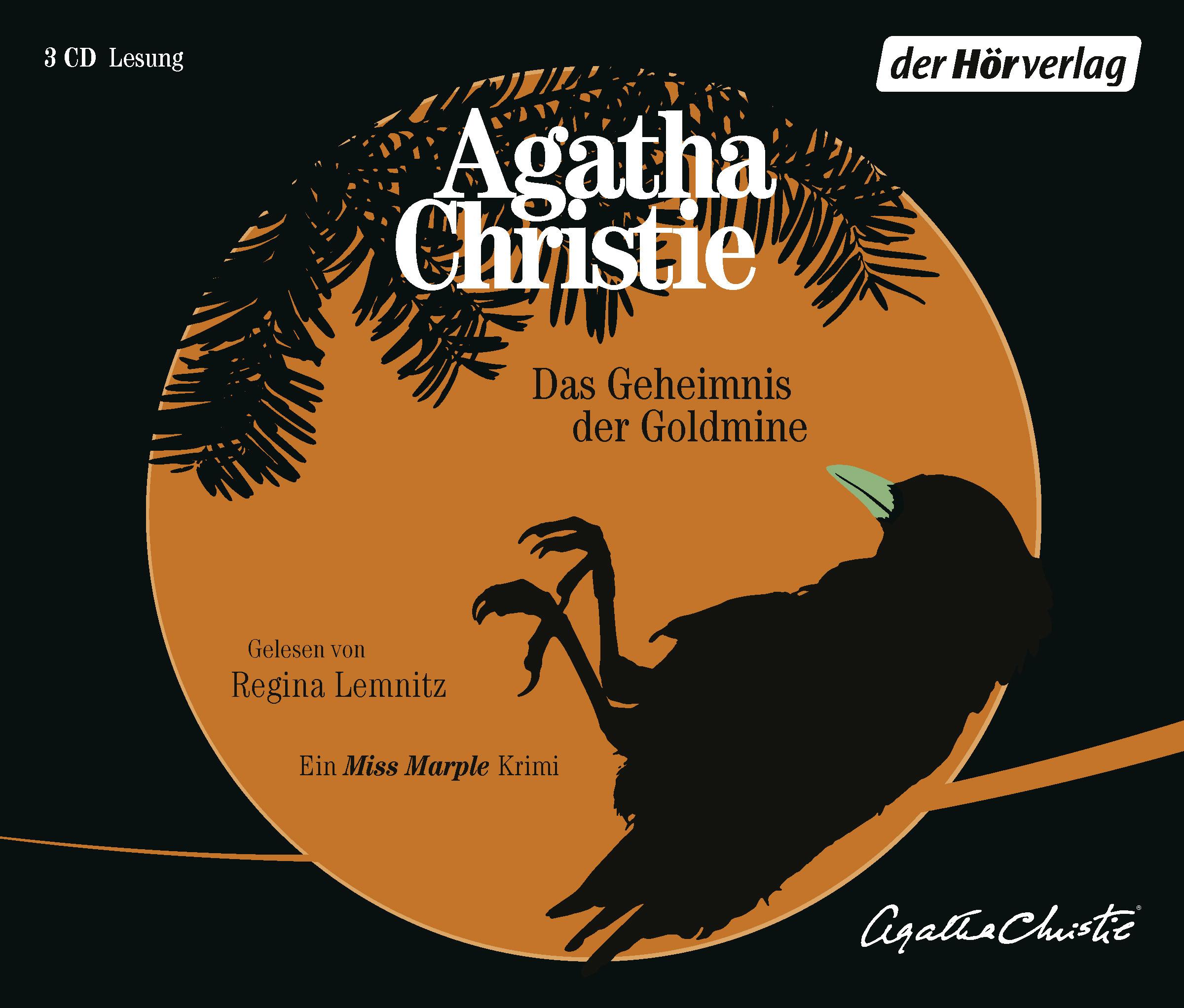 Agatha Christie - Das Geheimnis der Goldmine: Ein Miss Marple Krimi