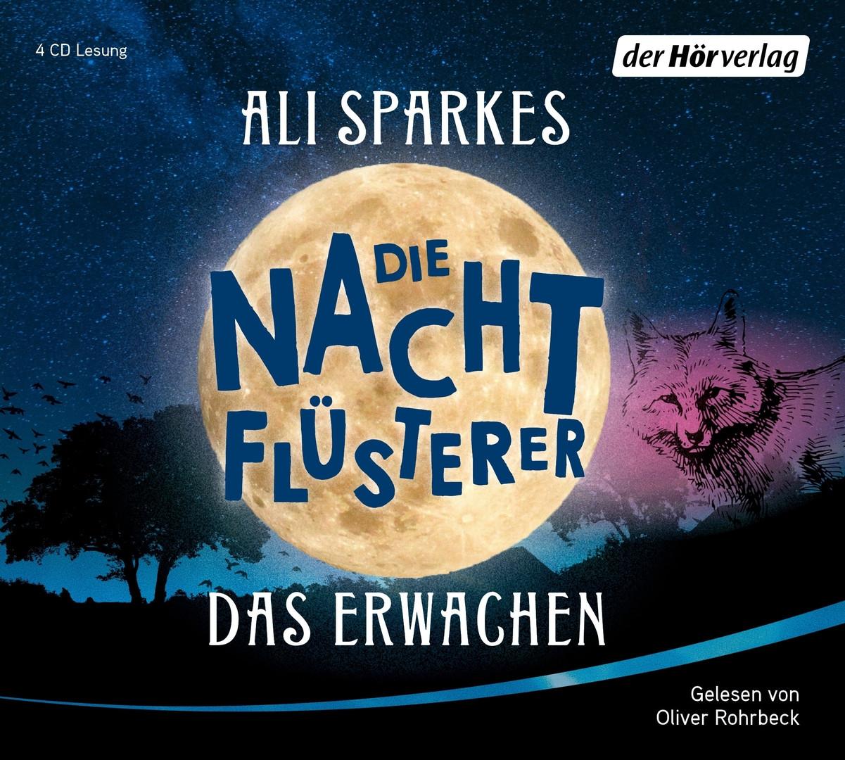 Ali Sparkes - Die Nachtflüsterer - Das Erwachen