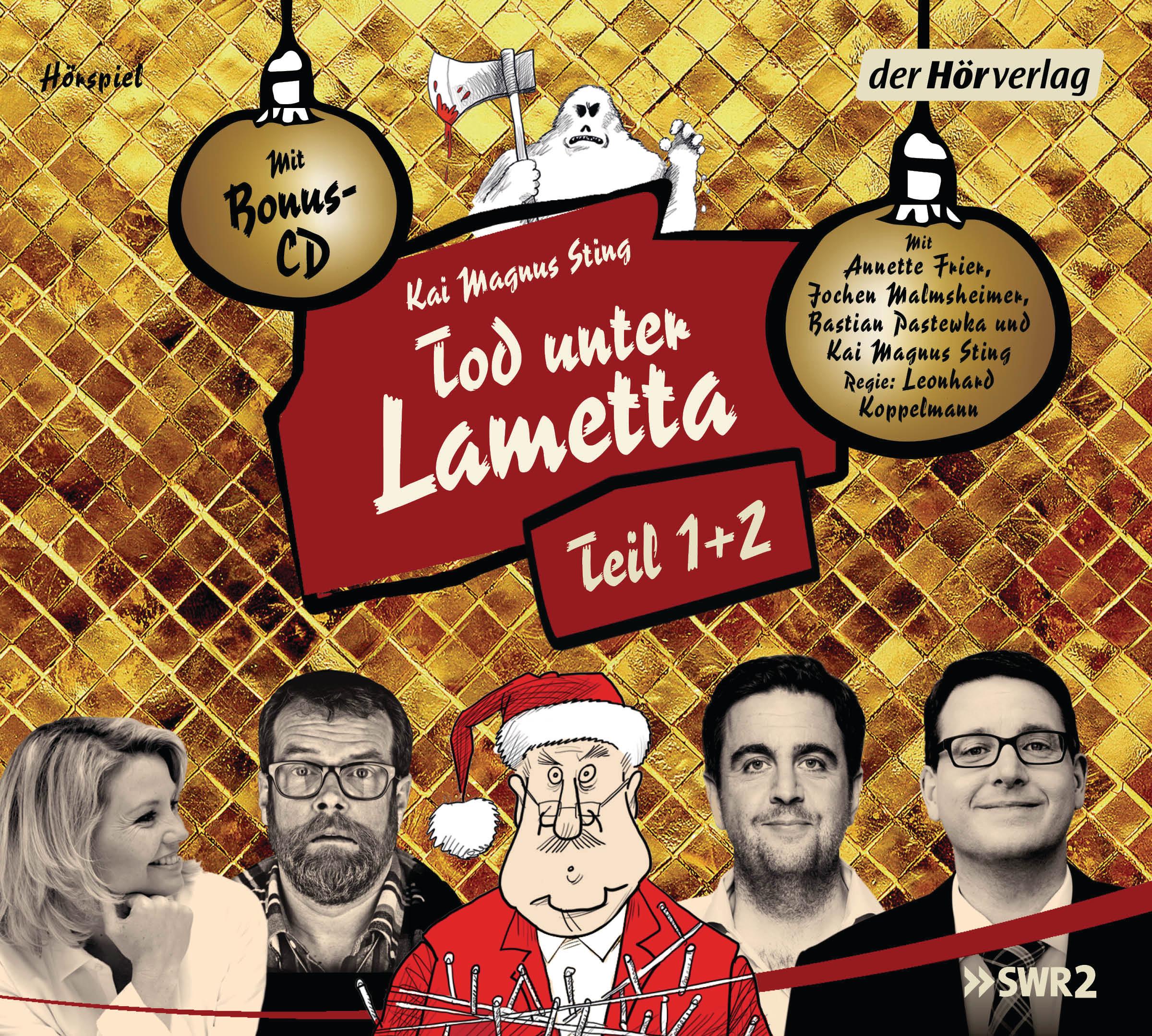 Tod unter Lametta Teil 1 + 2: Ein weihnachtlicher Krimi-Spaß