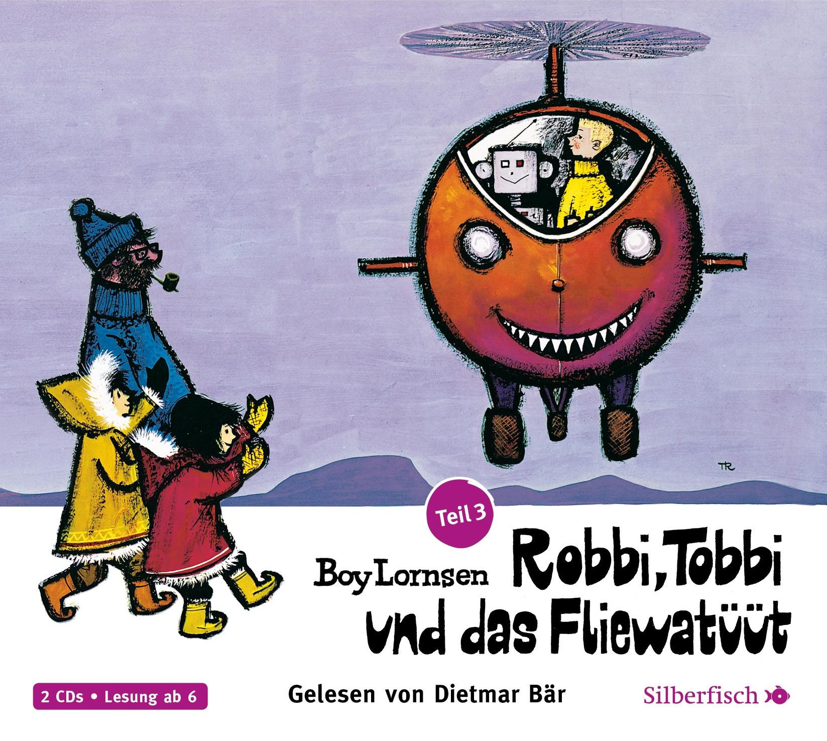 Robbi, Tobbi und das Fliewatüüt - Teil 3