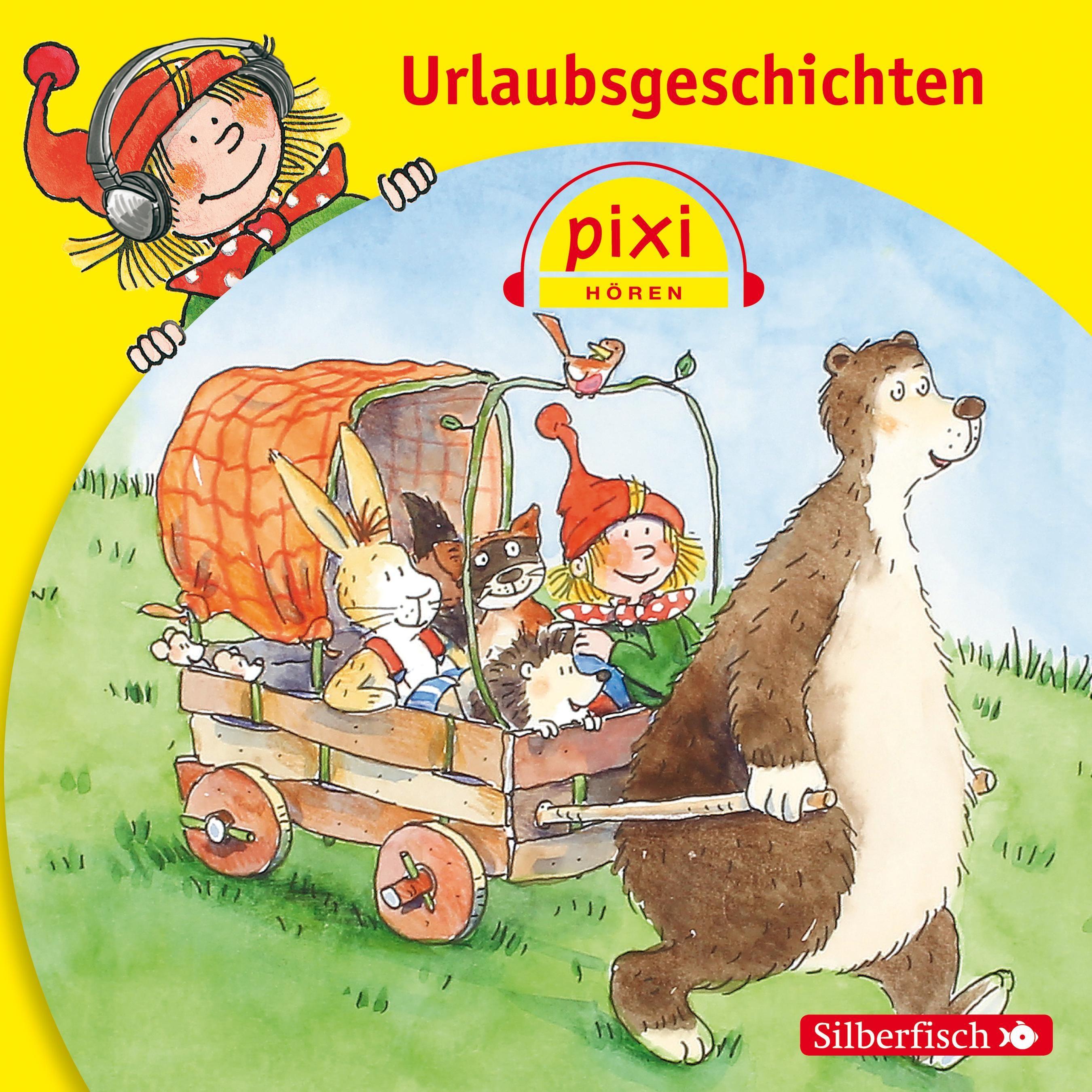 Pixi Hören - Urlaubsgeschichten