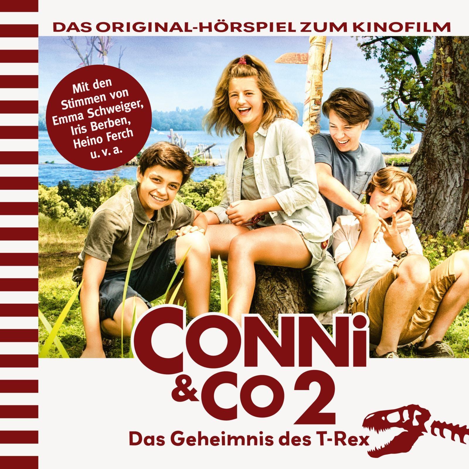Conni & Co 2 - Das Geheimnis des T-Rex - Das Originalhörspiel zum Film