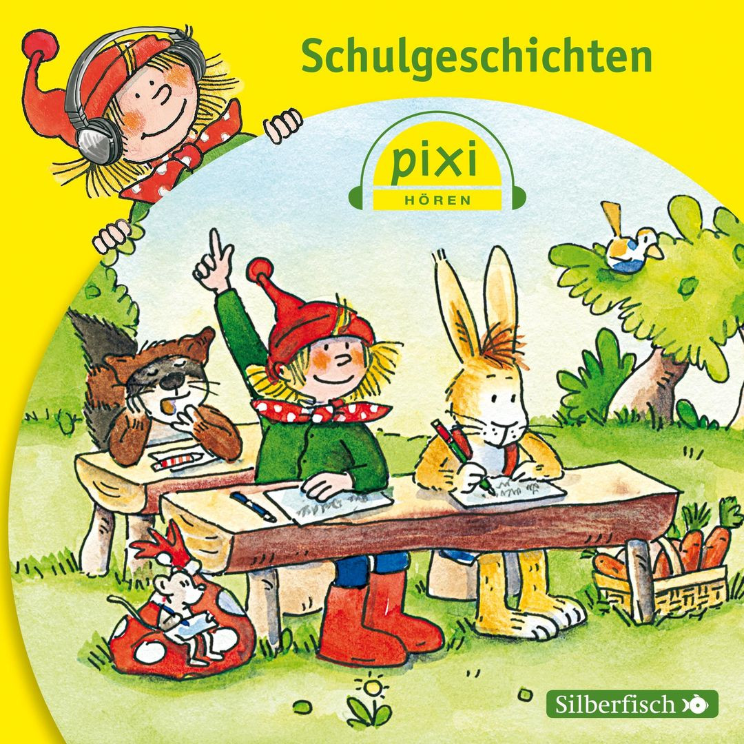 Pixi Hören - Schulgeschichten