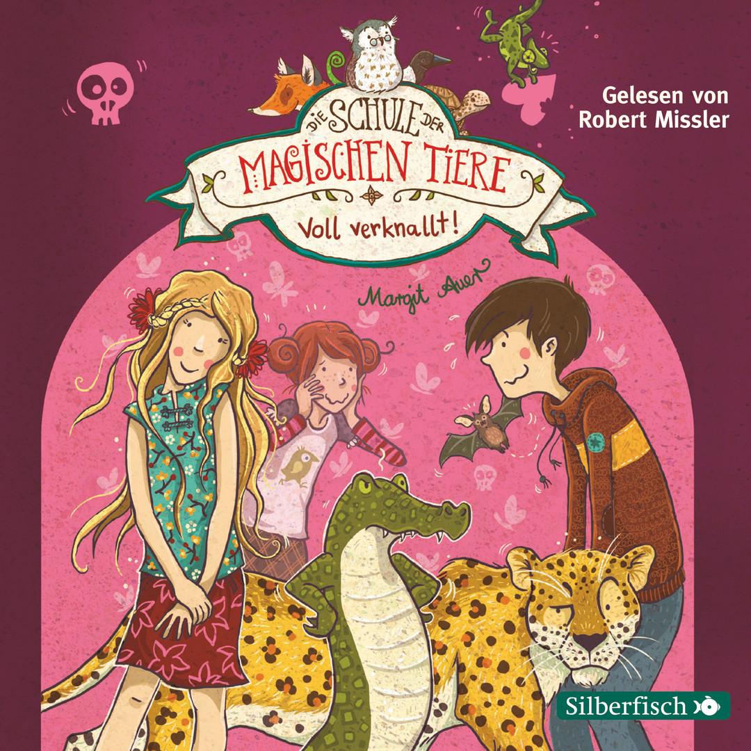 Die Schule der magischen Tiere, Band 8: Voll verknallt