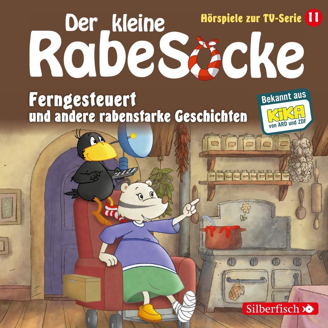 Der kleine Rabe Socke - Ferngesteuert und andere rabenstarke Geschichten