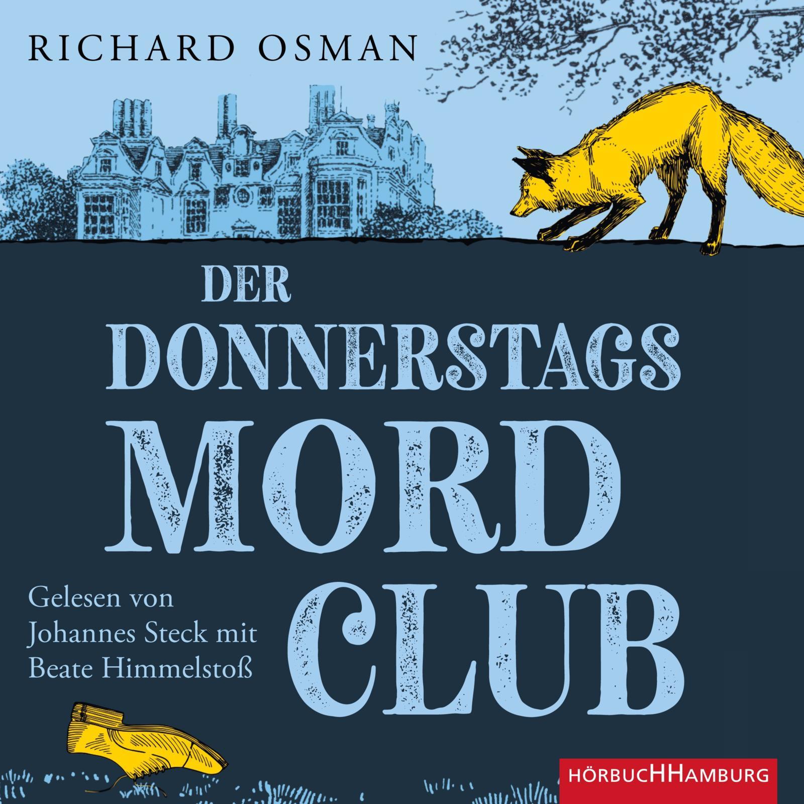Richard Osman - Der Montagsmordclub