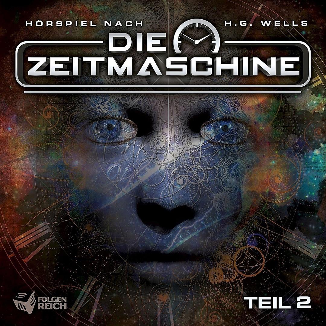 Die Zeitmaschine - Teil 2 von 2 (Hörspiel nach H.G. Wells)