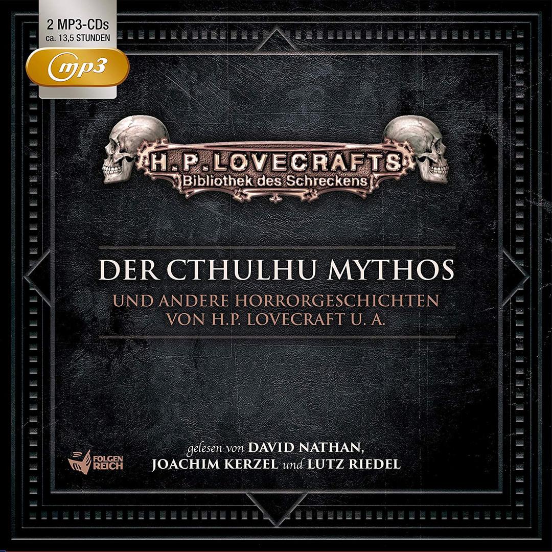 H.P. Lovecraft - Bibliothek Des Schreckens - Box 1: Der Cthulhu Mythos und andere Horrorgeschichten