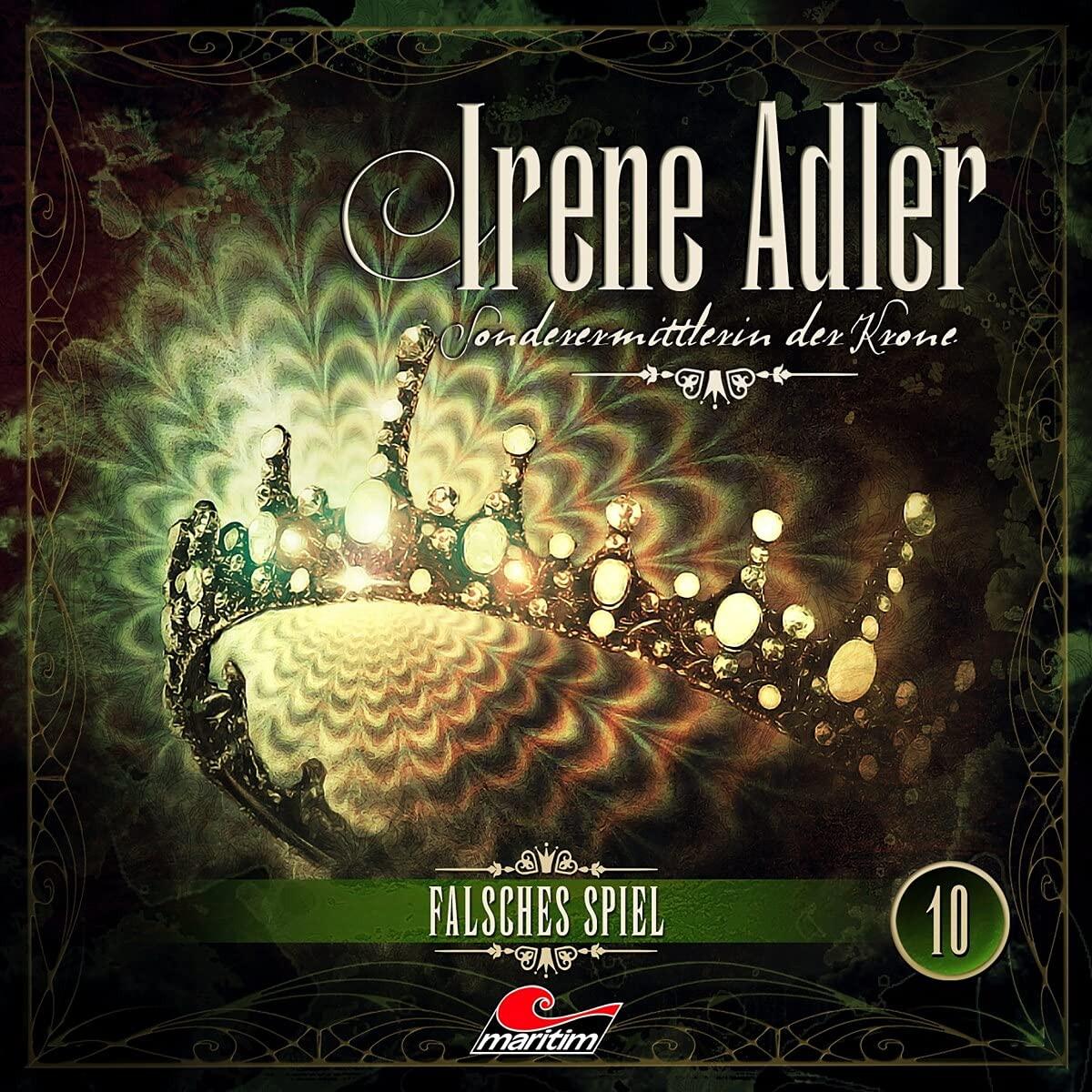Irene Adler - Folge 10: Falsches Spiel